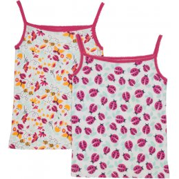 Kite Ladybird Vests - Pack of 2