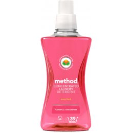 Method Peony Blush Concentrated Bio Laundry Liquid - 39 Washes