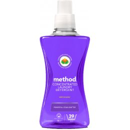 Method Wild Lavender Concentrated Bio Laundry Liquid - 39 Washes