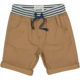 Kite Organic Cotton Mini Yacht Shorts - Sand