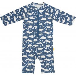 Kite Sea Buddy Sunsuit - Navy
