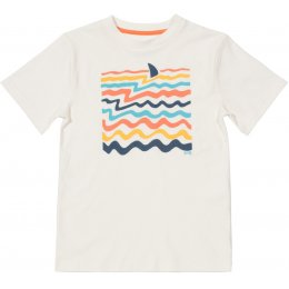 Kite Organic Cotton Making Waves T-Shirt - Ecru