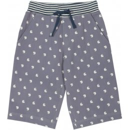 Kite Organic Cotton Sailboat Shorts - Slate