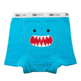 Zoocchini Green Monster Mash Organic Cotton Boxer Briefs (set of 3)