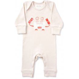 From Babies with Love Organic Crab Baby Grow