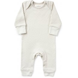 From Babies with Love First Kisses Organic Baby Grow