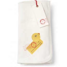 From Babies with Love Reversible Duck Swaddling Blanket