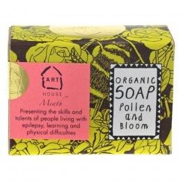 Arthouse Meath Bee Free Organic Soap Bar - 100g