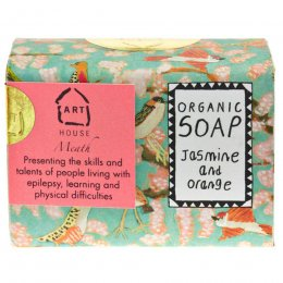 Arthouse Meath Blooming Marvellous Organic Soap Bar