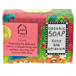 Arthouse Meath Tiger Power Organic Soap Bar - 100g