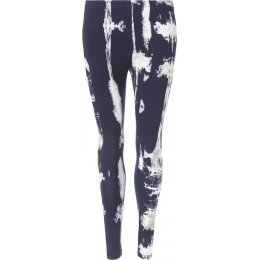 Thought Dark Navy Patterned Elsenore Leggings