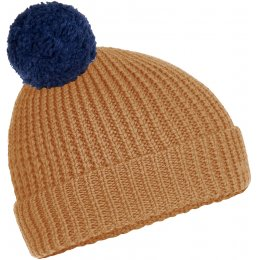 Komodo Chunky Soft Merino Wool Bobble Hat