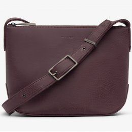 Matt & Nat Sam Vegan Crossbody Bag - Fig