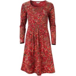Nomads Amara Jersey Flared Dress