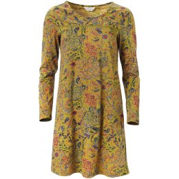 Nomads Amara Tunic Dress - Ochre