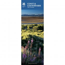 National Trust Coast & Countryside 2019 Slim Calendar