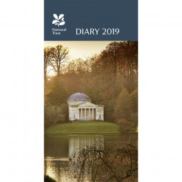 National Trust 2019 Slim Diary