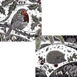 RSPB Enchanted Wildlife Christmas Cards