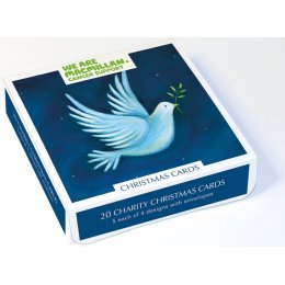 The Christmas Journey Macmillan Charity Christmas Cards - Pack of 20