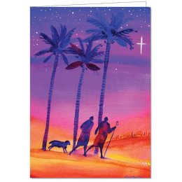 Shepherds From Afar Charity Christmas Cards - 10 pack