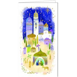 Bethlehem Charity Christmas Cards - 10 Pack
