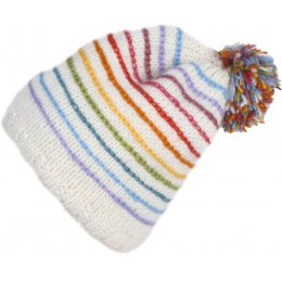 Womens Greenwich Bobble Beanie Hat