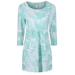 Mudd & Water Sea Green Francoise Tunic