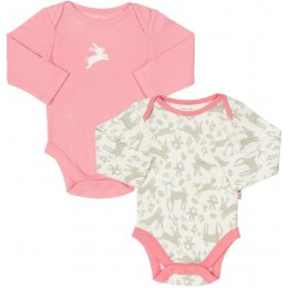 Kite Toadstool Bodysuits - Pack of 2