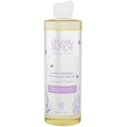 Organic Surge Lavender Meadow Shower & Bath Gel - 500ml