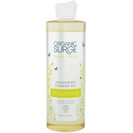 Organic Surge Super Fresh Awakening Shower Gel - 500ml
