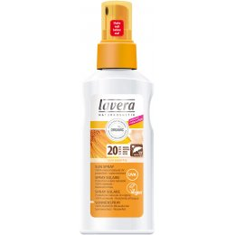 Lavera Organic Sun Spray SPF20 - 125ml