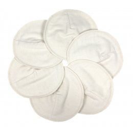 ImseVimse Organic Cotton Nursing Pads - 3 Pairs
