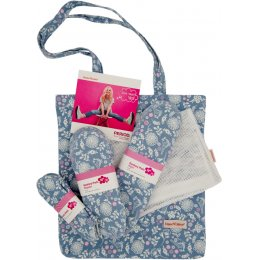 ImseVimse Reusable Cloth Sanitary Pads - Starter Pack - Garden