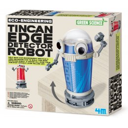 Tin Can Detector Robot