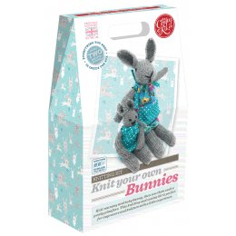 Knit Your Own Bunnies Crafty Kit