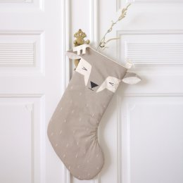 Fabelab Sleepy Deer Christmas Stocking