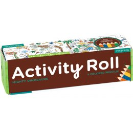 Mudpuppy Dinosaur Activity Roll