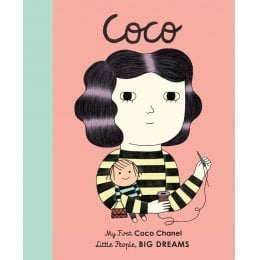 Little People Big Dreams Board Book: Coco