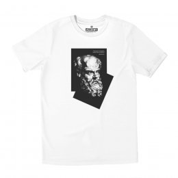 All Riot Socrates Organic T-Shirt