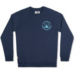 Silverstick Arugam Adventure Goods Organic Cotton Sweater - Navy