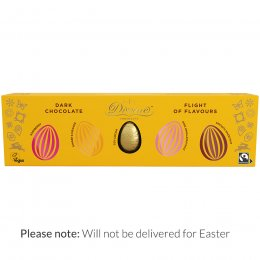 Divine Dark Chocolate Flights of Flavours Easter Eggs - 100g