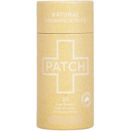 PATCH Natural Bamboo Plasters - Tube of 25