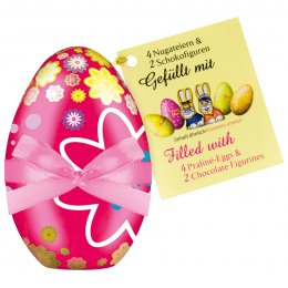 Riegelein Spring Flowers Easter Gift Tin - 108g