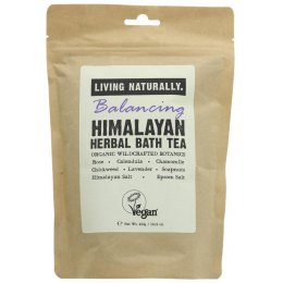 Living Naturally Himalayan Herbal Bath Tea - 400g