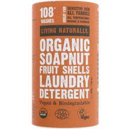 Living Naturally Organic Soapnuts - 225g - 108 Washes