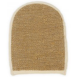 Natural Ramie Bath Mitt