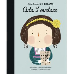 Little People Big Dreams Hardback Book: Ada Lovelace