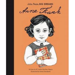 Little People Big Dreams Hardback Book: Anne Frank