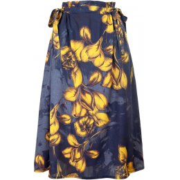 Thought Midnight Navy Birgit skirt