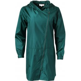 Thought Deep Teal Rebekka Rain Jacket